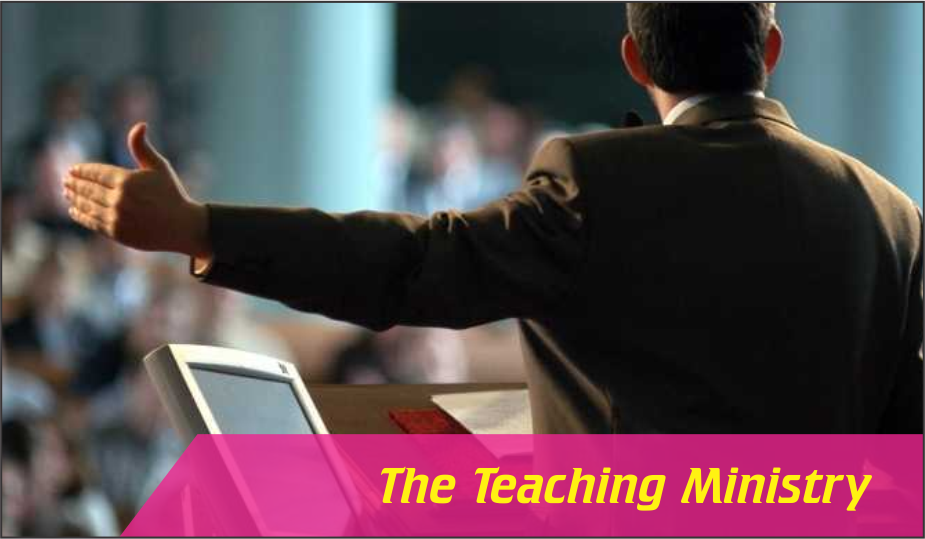 Teaching Ministry